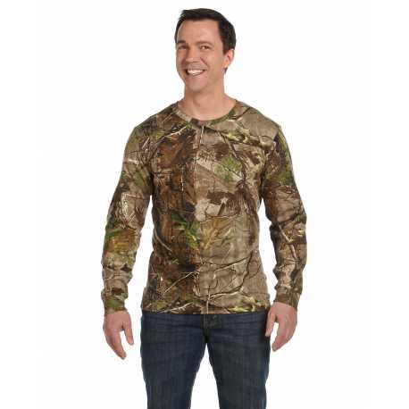 Code Five 3981 Adult REALTREE Camouflage T-Shirt