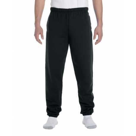 Jerzees 4850P Adult 9.5 oz., Super Sweats NuBlend Fleece Pocketed Sweatpants