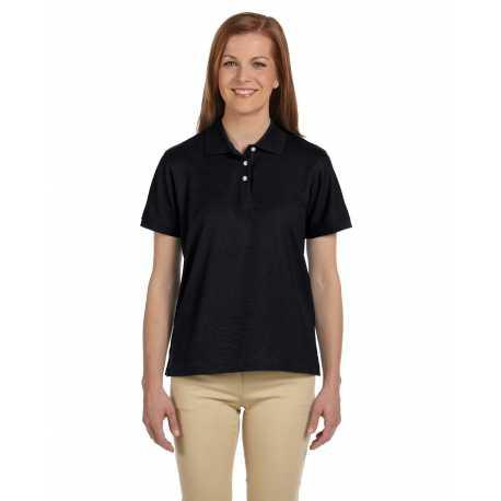 Devon & Jones D112W Ladies' Pima Pique Short-Sleeve Polo