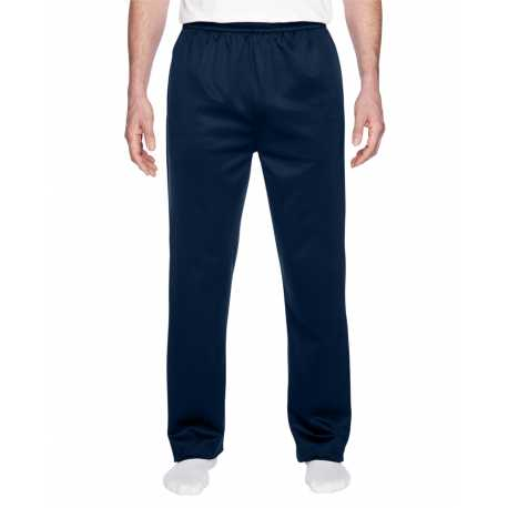 Jerzees PF974MP Adult 6 oz. DRI-POWER SPORT Pocketed Open-Bottom Sweatpants