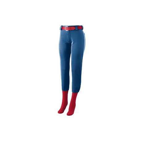 Augusta Sportswear 1241 Girls' Low Rise Homerun Pant