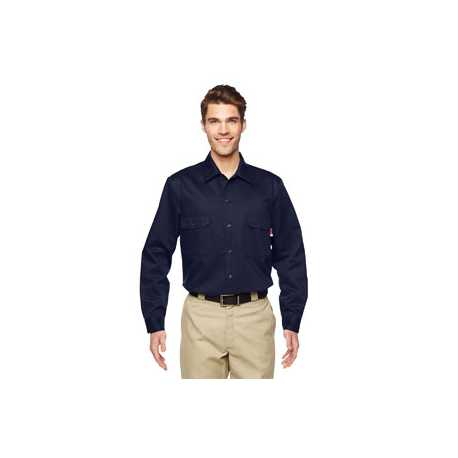 Walls 56915T Men's Flame-Resistant Core Work Shirt - Tall