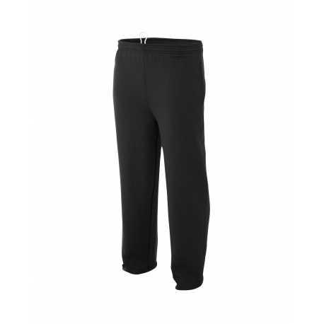 A4 N6193 Men's Fleece Tech Pants