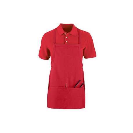 Canvas 3802 Mens 3.8 Oz. Five Button Jersey Polo