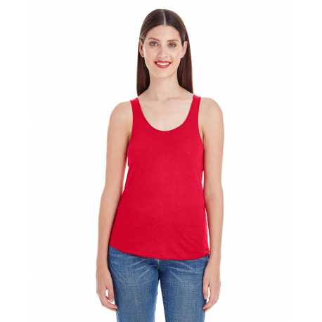 Bella 4000 Ladies 5.8 Oz., 2x1 Rib Tank
