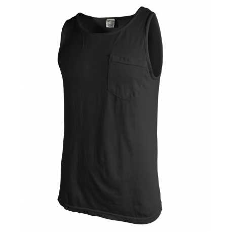 Comfort Colors 9330 Adult 6.1 oz. Pocket Tank