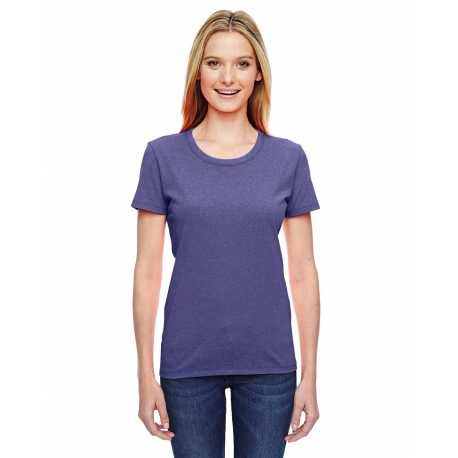 Bella 6405 Ladies 4.2 Oz. Missy Short Sleeve V-neck Jersey T-shirt