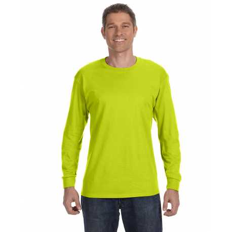 Chestnut Hill Ch110 Long Sleeve Performance Plus Pique Polo