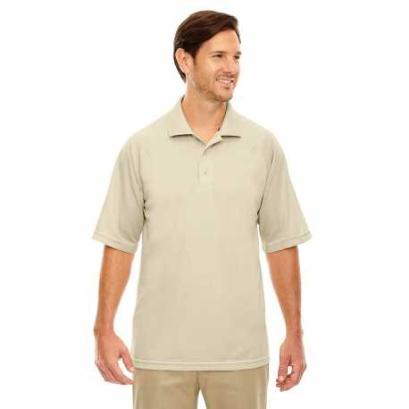 Devon & Jones D110 Mens Pima Pique Long Sleeve Polo