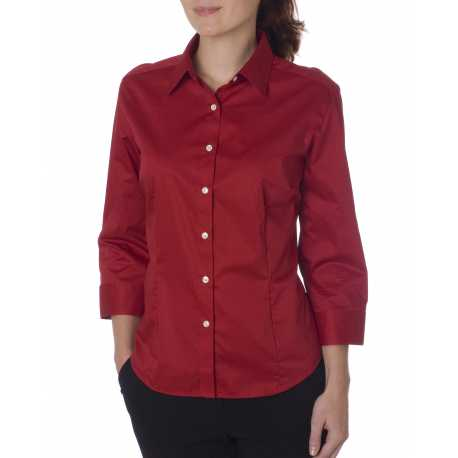 Devon & Jones D500w Ladies Long Sleeve Titan Twill