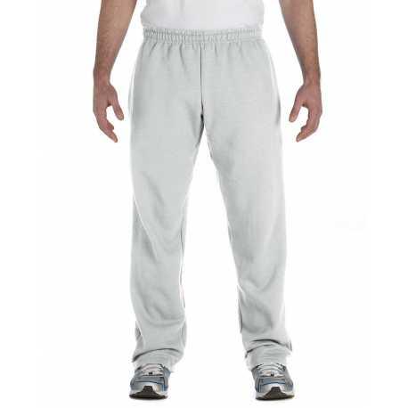 Gildan G184 Adult Heavy Blend 8 oz., 50/50 Open-Bottom Sweatpants
