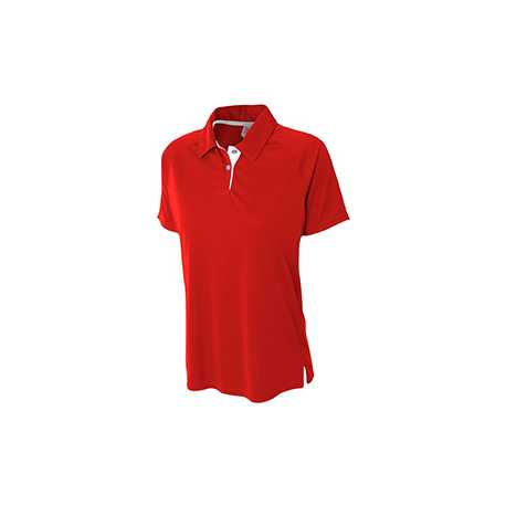 Devon & Jones Dg385 Mens Dri Fast Advantage Solid Mesh Polo