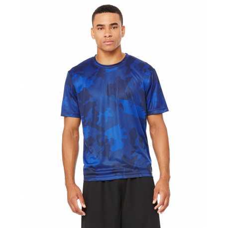 Alo M1005 Unisex Super Soft Dri Blend T-shirt