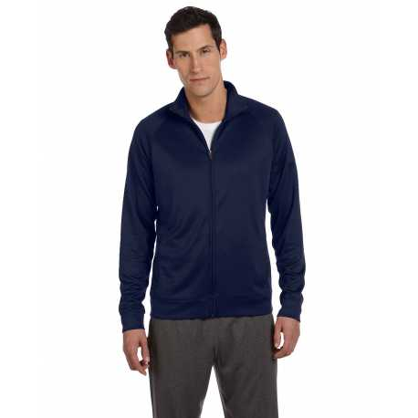 Harriton M500 Mens Long Sleeve Twill Shirt With Stain Release