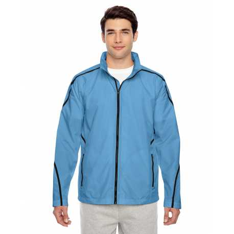 Hanes P480 Youth 7.8 Oz. Comfortblend Ecosmart 50/50 Full Zip Hood
