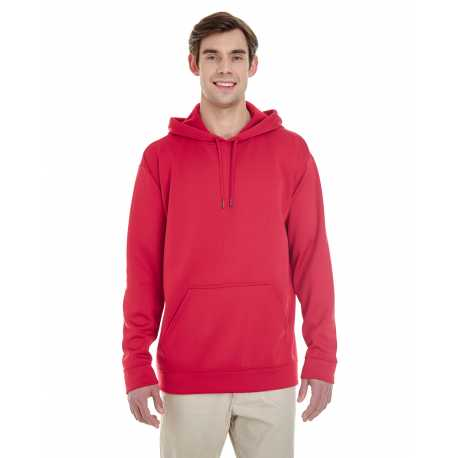 Canvas 3739 Unisex Poly-Cotton Fleece Full-Zip Hoodie