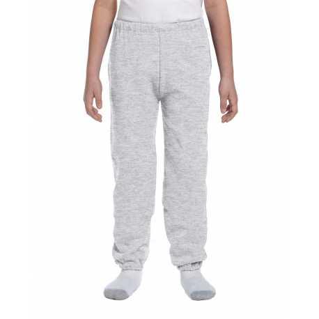 Jerzees 4950BP Youth 9.5 oz., Super Sweats NuBlend Fleece Pocketed Sweatpants