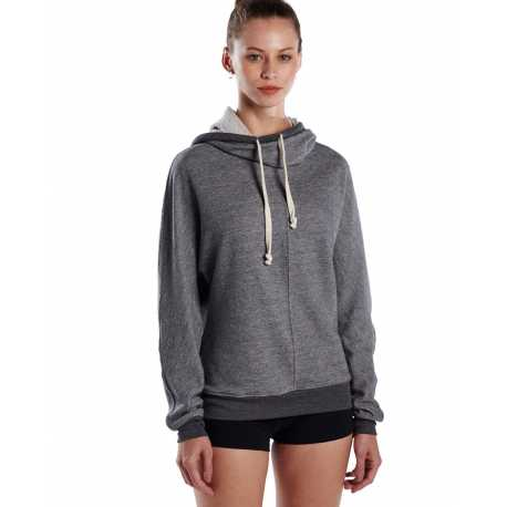 US Blanks US897 Unisex French Terry Snorkel Pullover Sweatshirt