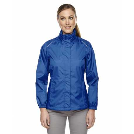 Russell Athletic FS7EFX Ladies' Tech Fleece Full-Zip Cadet Jacket