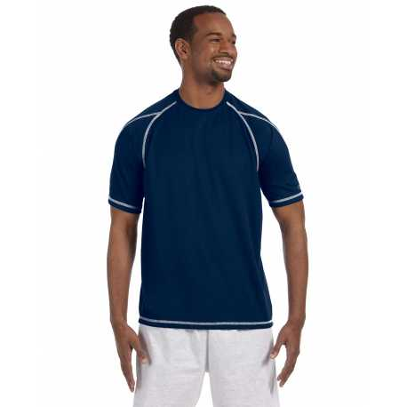 A4 N3165 Adult Long Sleeve Cooling Performance Crew