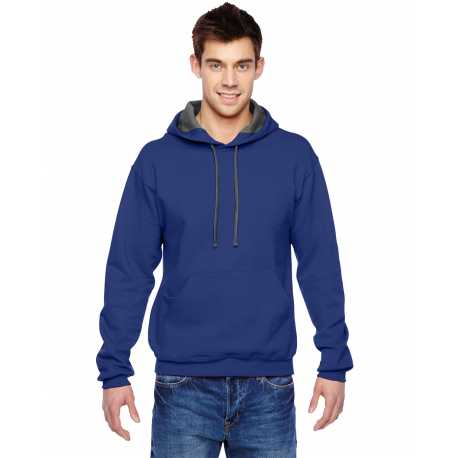 Fruit Of The Loom SF76R Adult 7.2 oz. Sofspun Hooded Sweatshirt