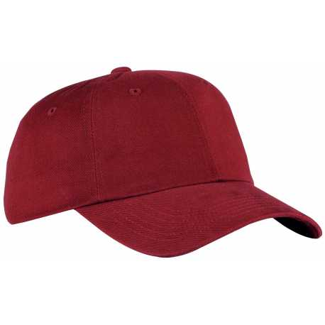 Big Accessories Bx017 6 Panel Structured Mesh Baseball Cap