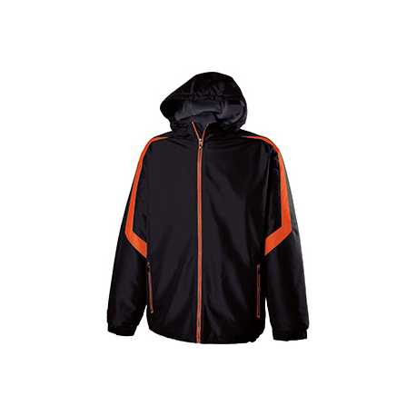 Holloway 229259 Youth Polyester Full Zip Charger Jacket