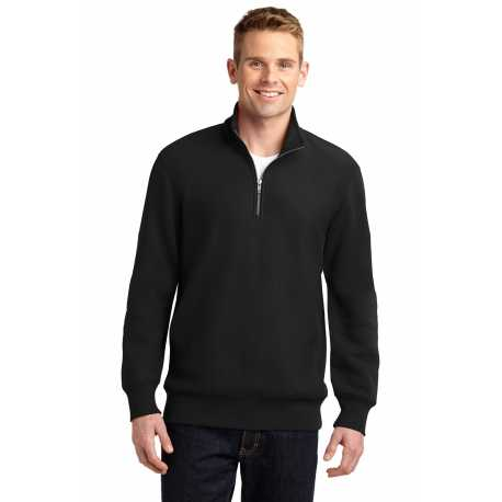 North End 78187 Ladies Radar Half-Zip Performance Long-Sleeve Top
