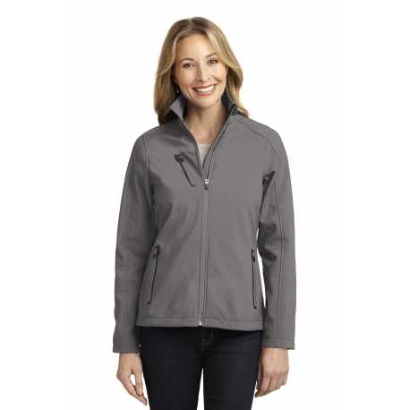 North End 78216 Ladies Excursion Transcon Lightweight Jacket with Pattern