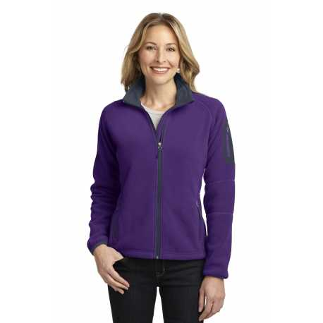 North End 78221 Ladies Excursion Nomad Performance Waffle Henley