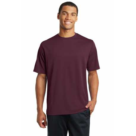 North End Sport Red 88804 Mens Rejuvenate Performance Shirt with Roll-Up Sleeves