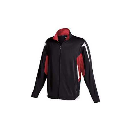 Holloway 229231 Youth Polyester Full Zip Dedication Jacket