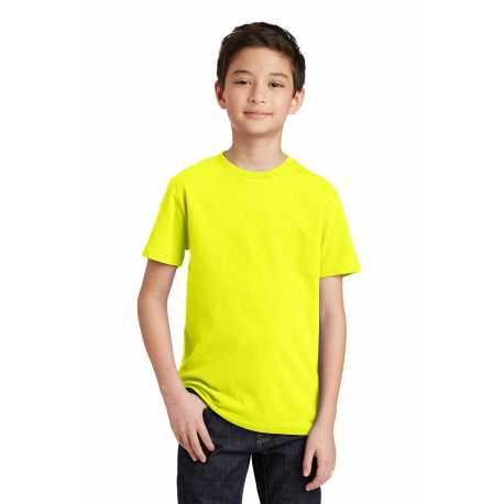 Authentic Pigment AP205 Mens French Terry Crew