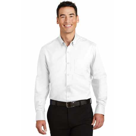 Devon & Jones DG530 Mens Crown Collection Solid Stretch Twill
