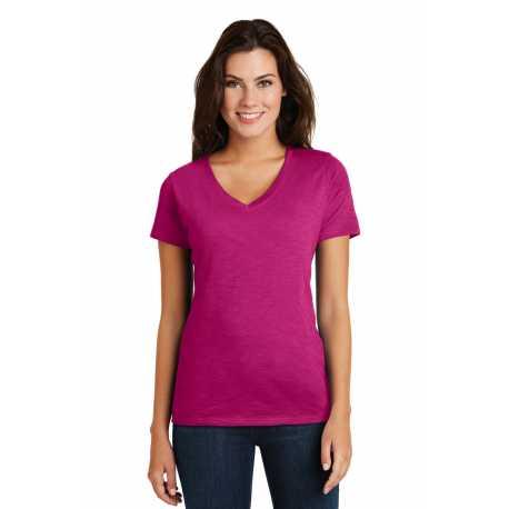 J America JA8138 Ladies Glitter T-Shirt