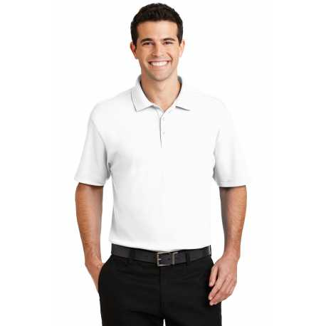 Dickies LS425 6 oz. WorkTech with AeroCool Mesh Performance Polo