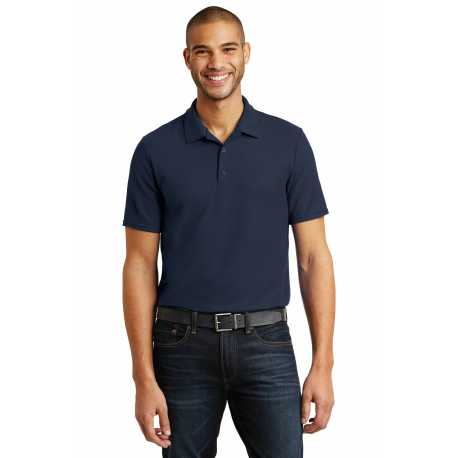 ALO M1809 for Team 365 Mens Performance Three-Button Polo