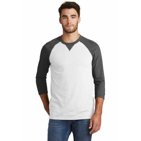 Badger BD4305 Adult Sport Heather Tonal Long-Sleeve T-Shirt