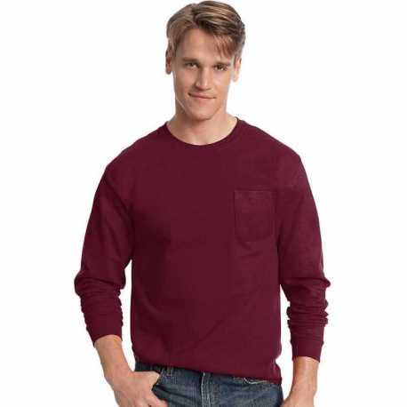 Burnside B9202 Mens Plaid Pattern Woven Shirt