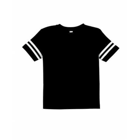Rabbit Skins 3037 Toddler Football Fine Jersey T-Shirt