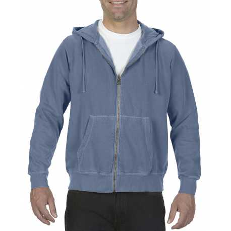 Comfort Colors 1568 Adult 9.5 oz. Full-Zip Hooded Sweatshirt