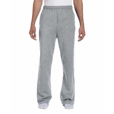 Jerzees 974MP Adult 8 oz. NuBlend Open-Bottom Fleece Sweatpants