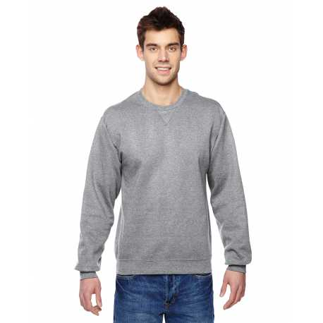 Fruit Of The Loom SF72R Adult 7.2 oz. Sofspun Crewneck Sweatshirt