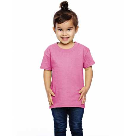 Fruit Of The Loom T3930 Toddler's 5 oz., 100% Heavy Cotton HD T-Shirt