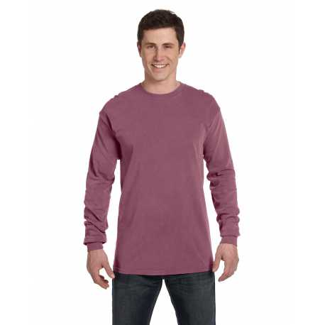 Comfort Colors C6014 Adult 6.1 oz. Long-Sleeve T-Shirt