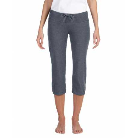 Bella + Canvas 0816 Ladies' Capri Scrunch Pant
