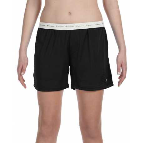 Champion 3393 Ladies' Mesh Short