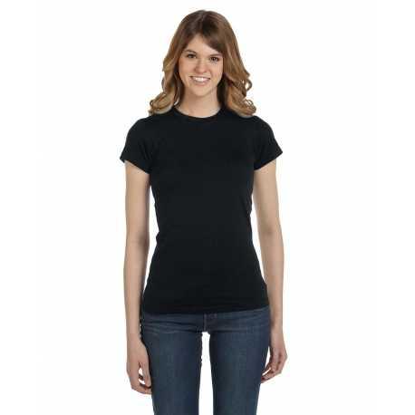 Anvil 379 Ladies' Ringspun Junior Fitted T-Shirt