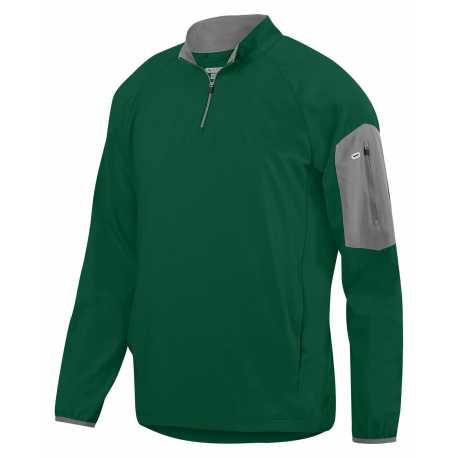 Augusta Sportswear AG3311 Unisex Preeminent Half-Zip Pullover