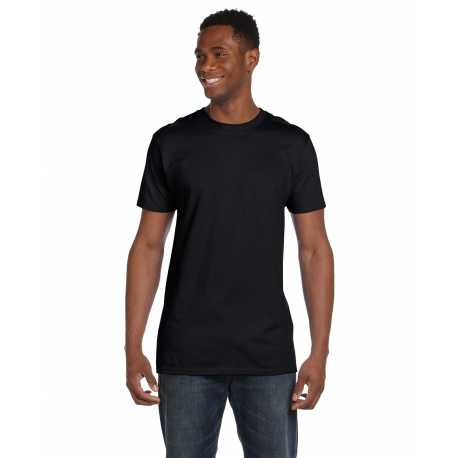 Hanes 4980 Men's 4.5 oz., 100% Ringspun Cotton nano-T T-Shirt